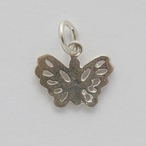 Silber-Charm-Schmetterling